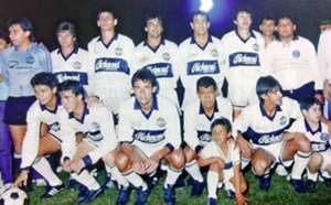 Olimpia Sol de América Copa Libertadores tongo 1989