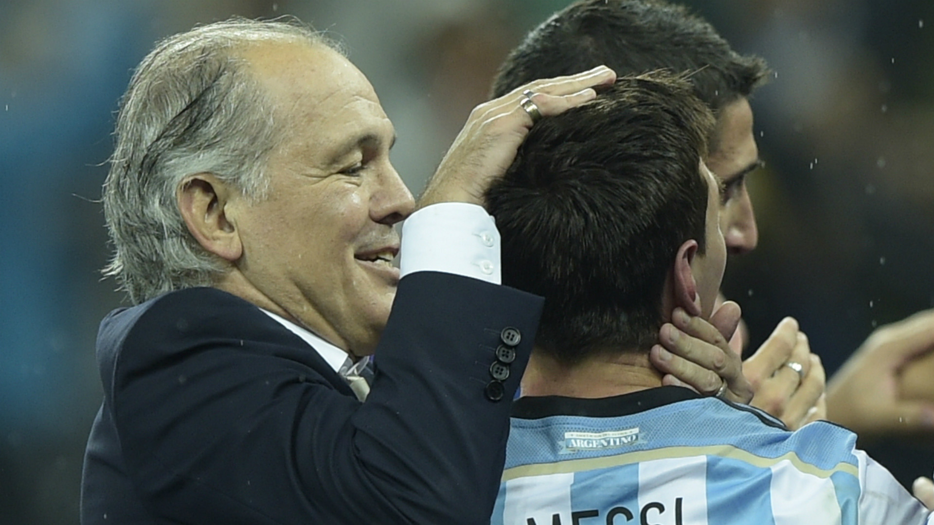 Alejandro Sabella Argentina Netherlands FIFA World Cup 2014