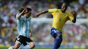 Lionel Messi Brasil Argentina 03092006