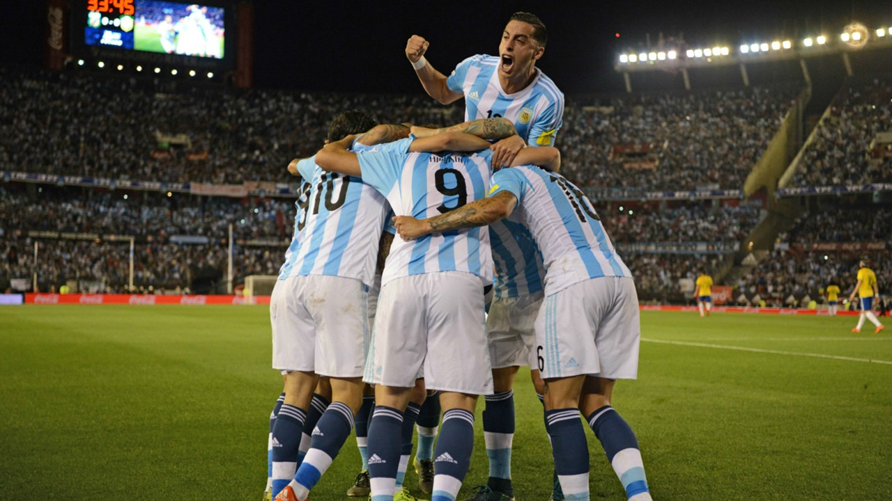 Argentina v Brazil Lavezzi Funes Mori 13112015