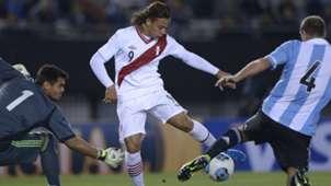 Cristian Benavente Peru