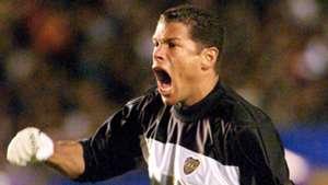 Oscar Cordoba Boca Real Madrid 2000