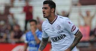 Roman Martinez Lanus Godoy Cruz Campeonato de Primera Division 16102016