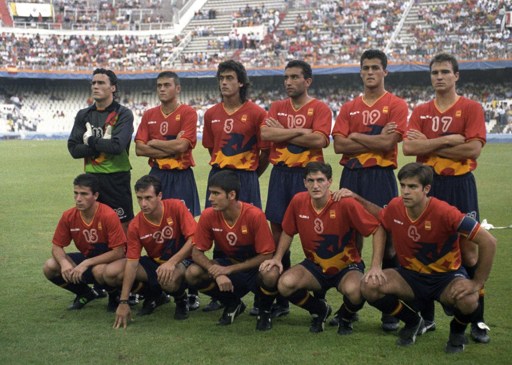 España Juegos Olimpicos 1992