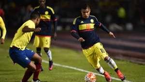 Colombia Sub-20 (Sudamericano 2017) Juan Camilo Hernández