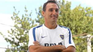 Rolando Schiavi DT Reserva Boca 2015