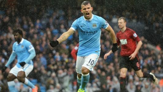 Sergio Aguero Manchester City West Brom Premier League 09042016