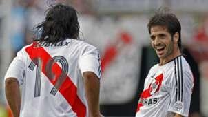 Radamel Falcao Garcia Matias Abelairas River Plate San Lorenzo Clausura 2008