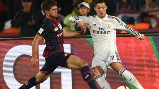 Cristiano Ronaldo Real Madrid San Lorenzo FIFA Club World Cup Final 20122014