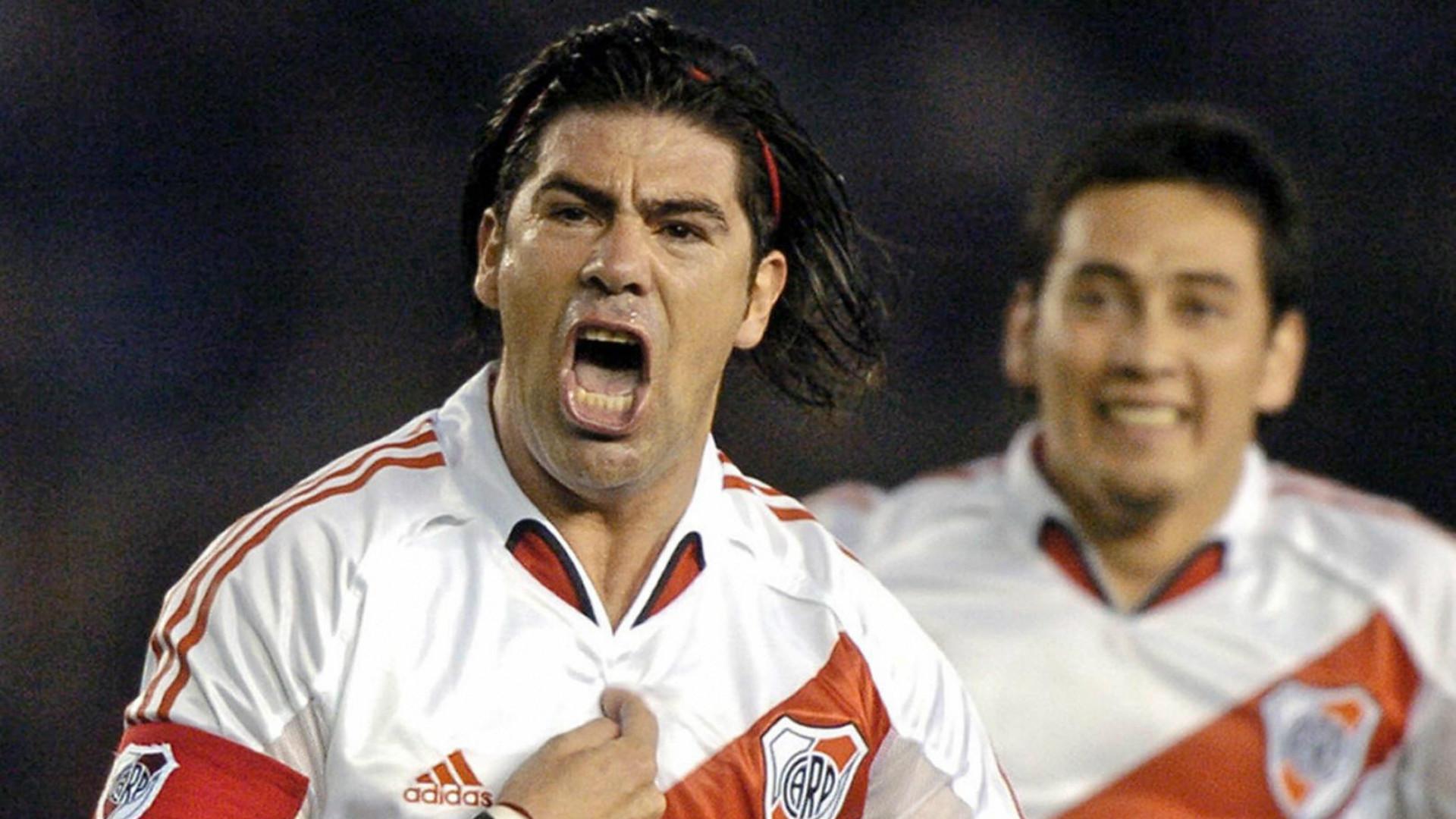 Marcelo Salas River Plate