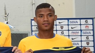 Wilmar Barrios Boca Juniors