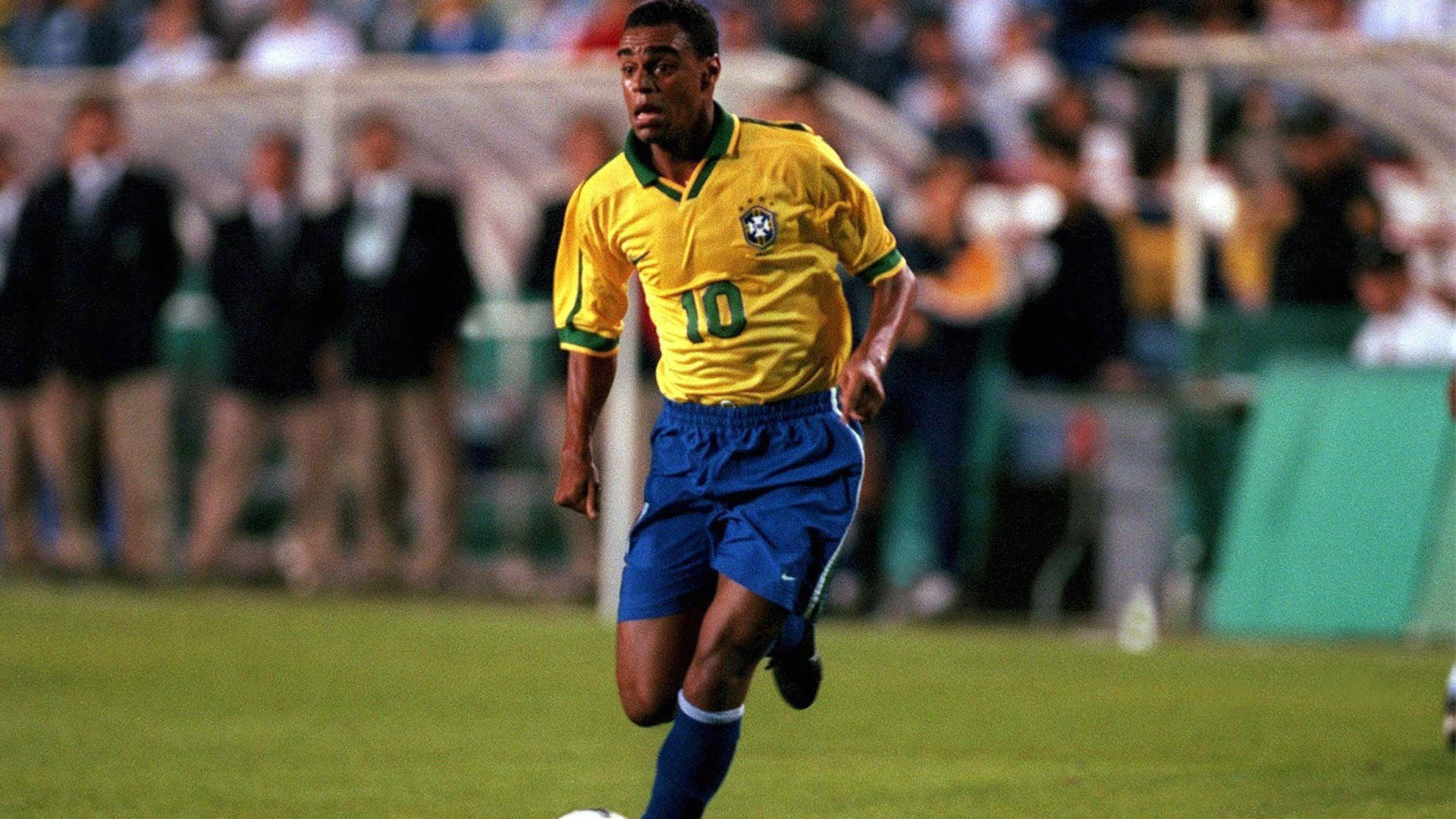 Denilson Golden Ball Confederations Cup Brazil Saudi Arabia 1997