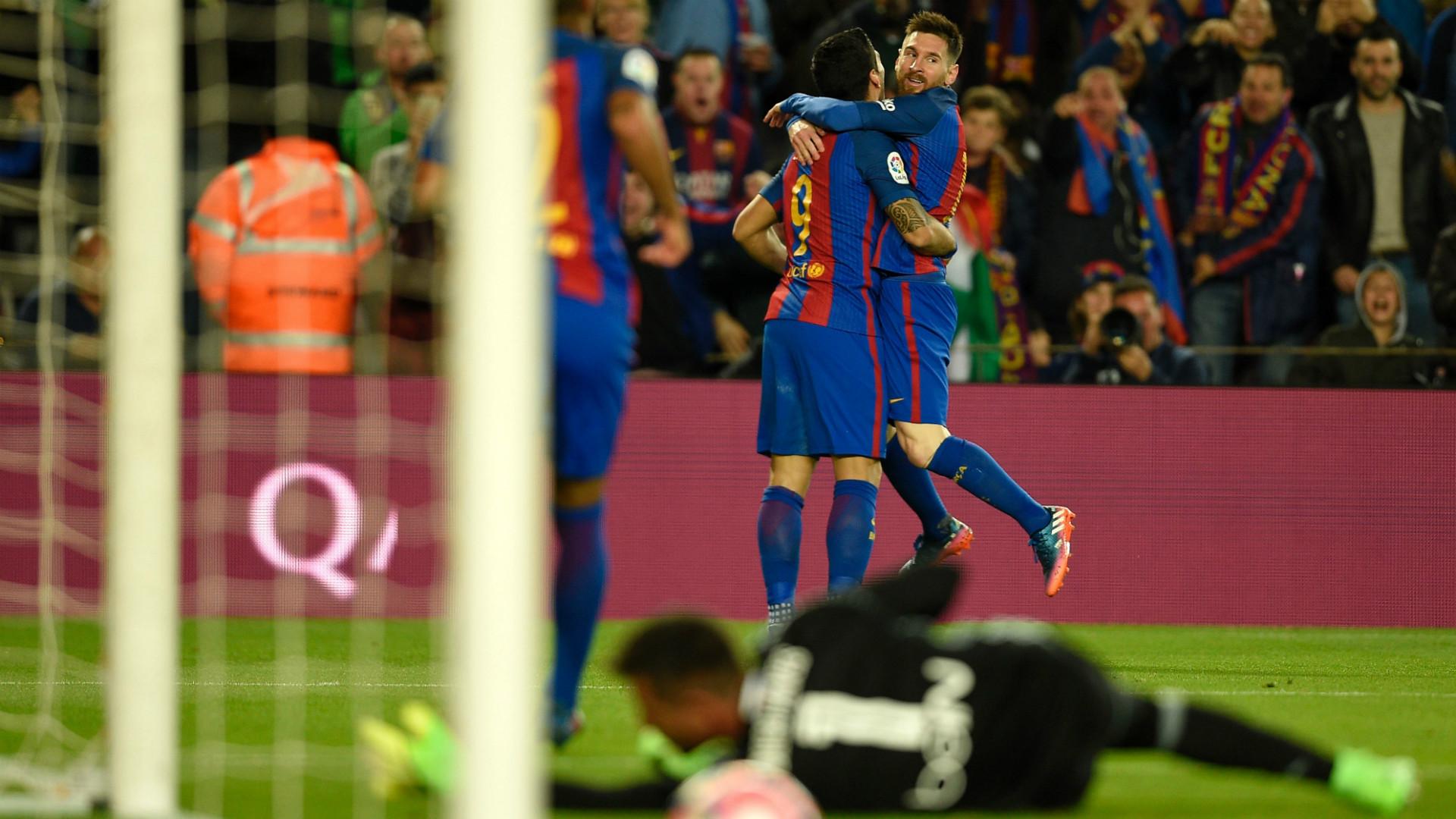 Lionel Messi 2nd Goal Barcelona Valencia La Liga 19032017