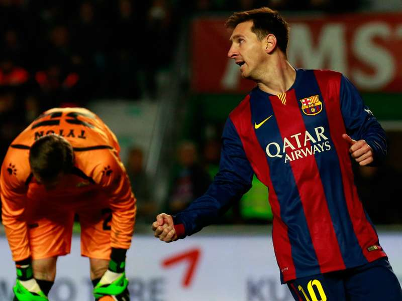 Barcelona star Lionel Messi: I'm not the player I was