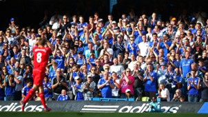 Steven Gerrard |Chelsea - Liverpool