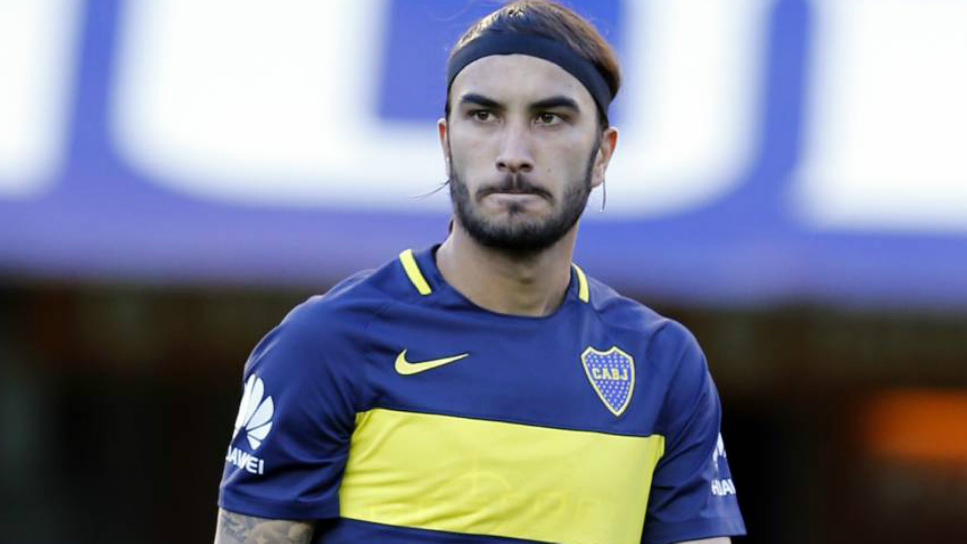 Sebastian Perez Boca Juniors