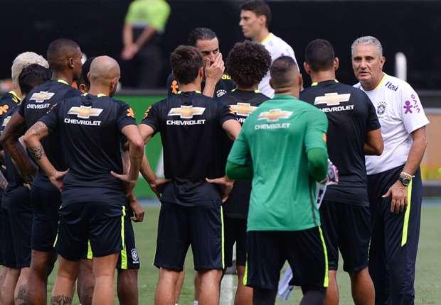 Tite técnico Brasil 2017