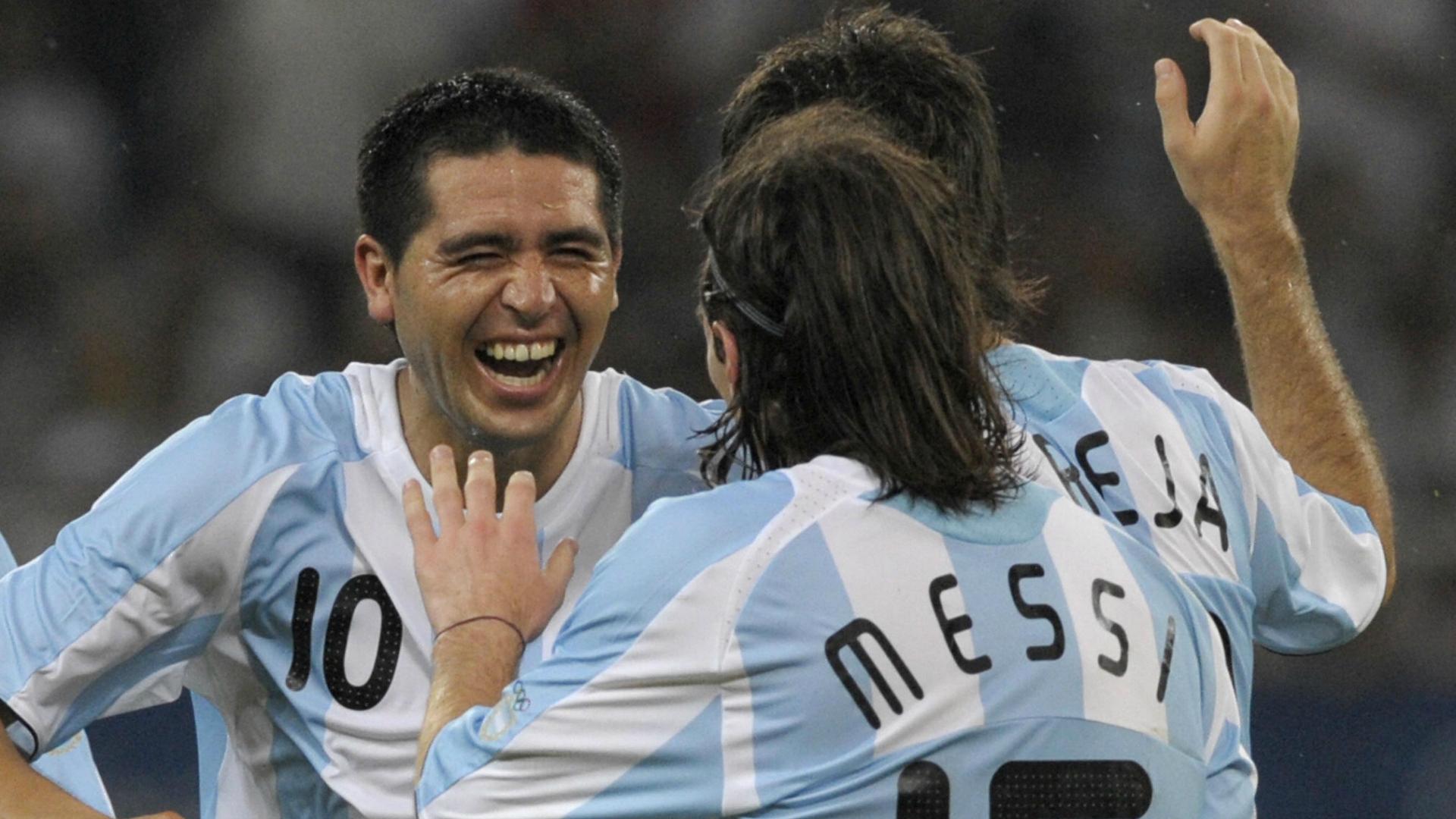 Messi.Riquelme