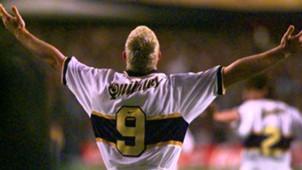 WB Martin Palermo Boca Juniors 1997