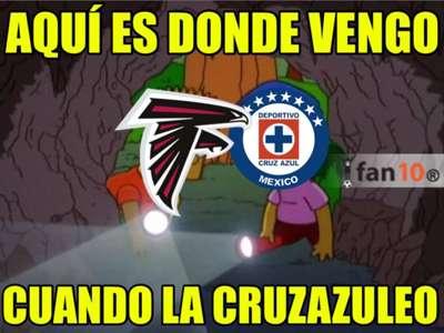 Memes Super Bowl Cruz Azul