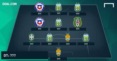 Playing Surface XI ideal de latinos en la fecha FIFA 06092015
