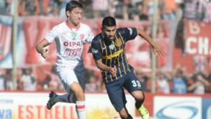 Franco Soldano Cristian Villagra Union Rosario Central Primera Division Argentina 04122016