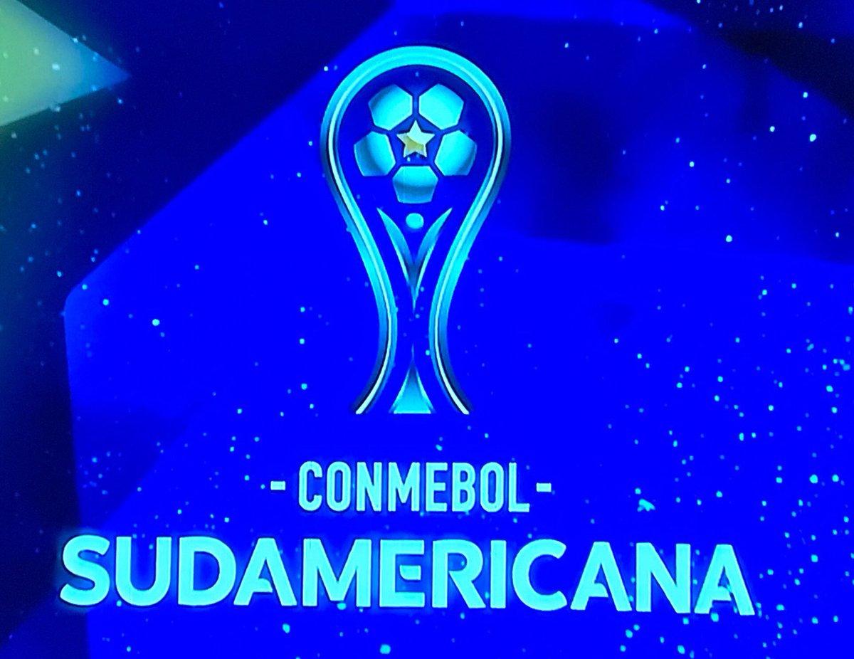 Así se jugarán los octavos de la Copa Sudamericana