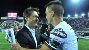 Guillermo Barros Schelotto Lanus Boca Primera Division 20032016