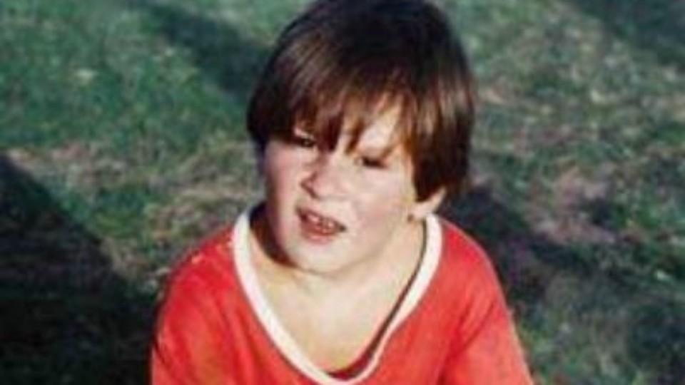 Jugadores de fútbol de chiquitos Lionel Messi