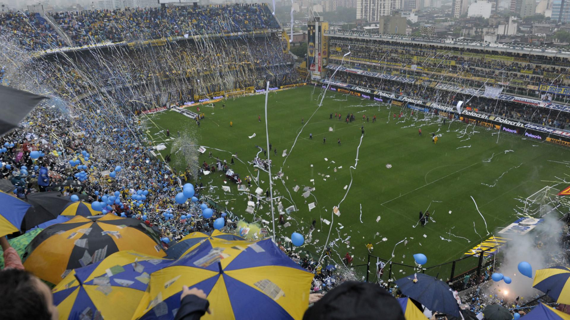 Estadio La Bombonera: inauguración, historia y capacidad ...