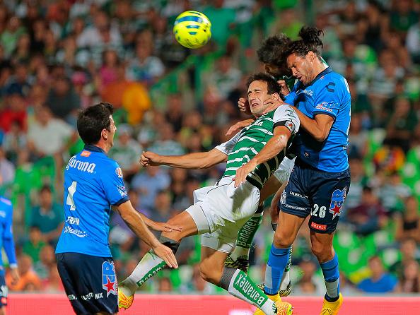 Santos Puebla TSM Liga MX Clausura 2015