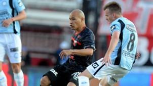 Clemente Rodríguez Etevenaux Colón v Belgrano Primera División 26092015