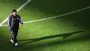 Maradona World Cup 2010