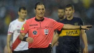 Mauro Vigliano River Boca Superclasico Primera Division 05102014