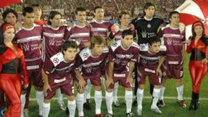 Lanus campeón Apertura 2007