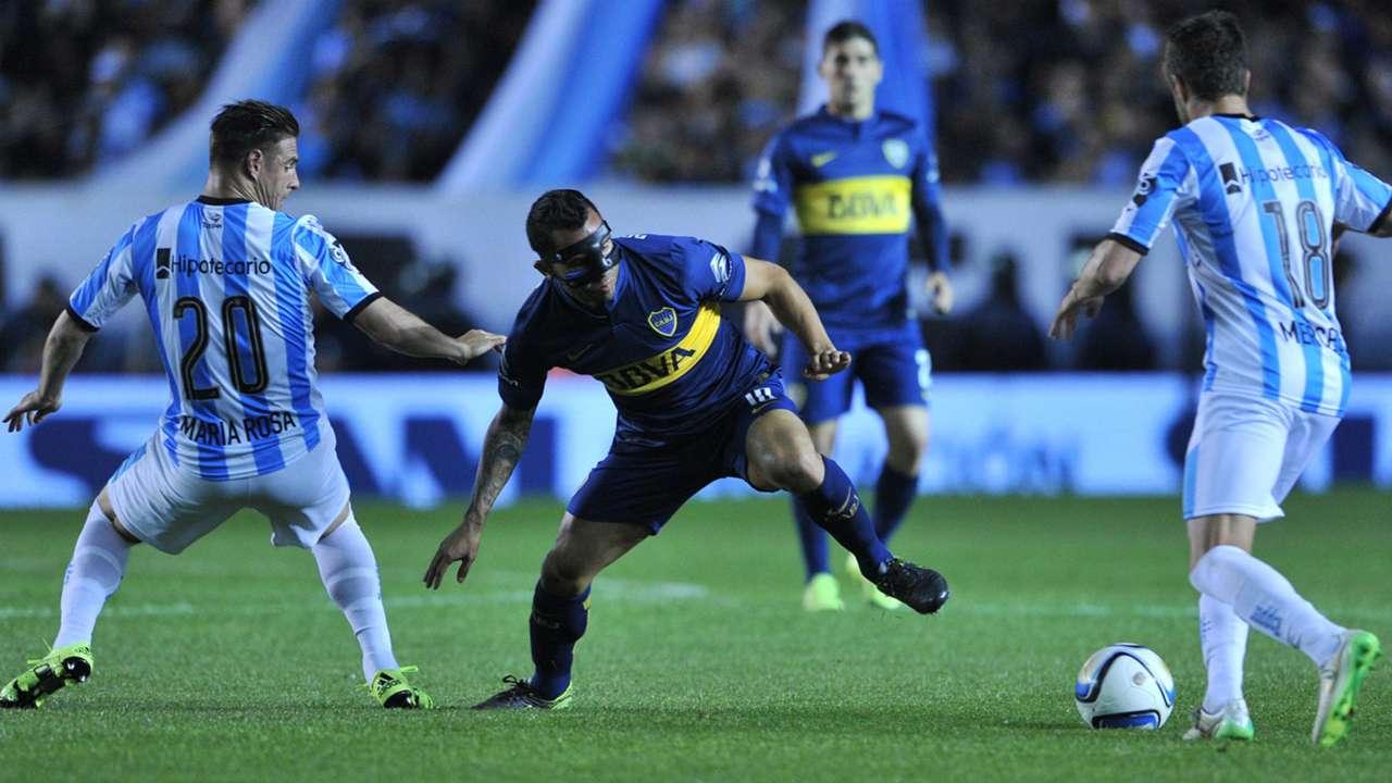 Racing Club Boca Juniors Primera Division 18102015