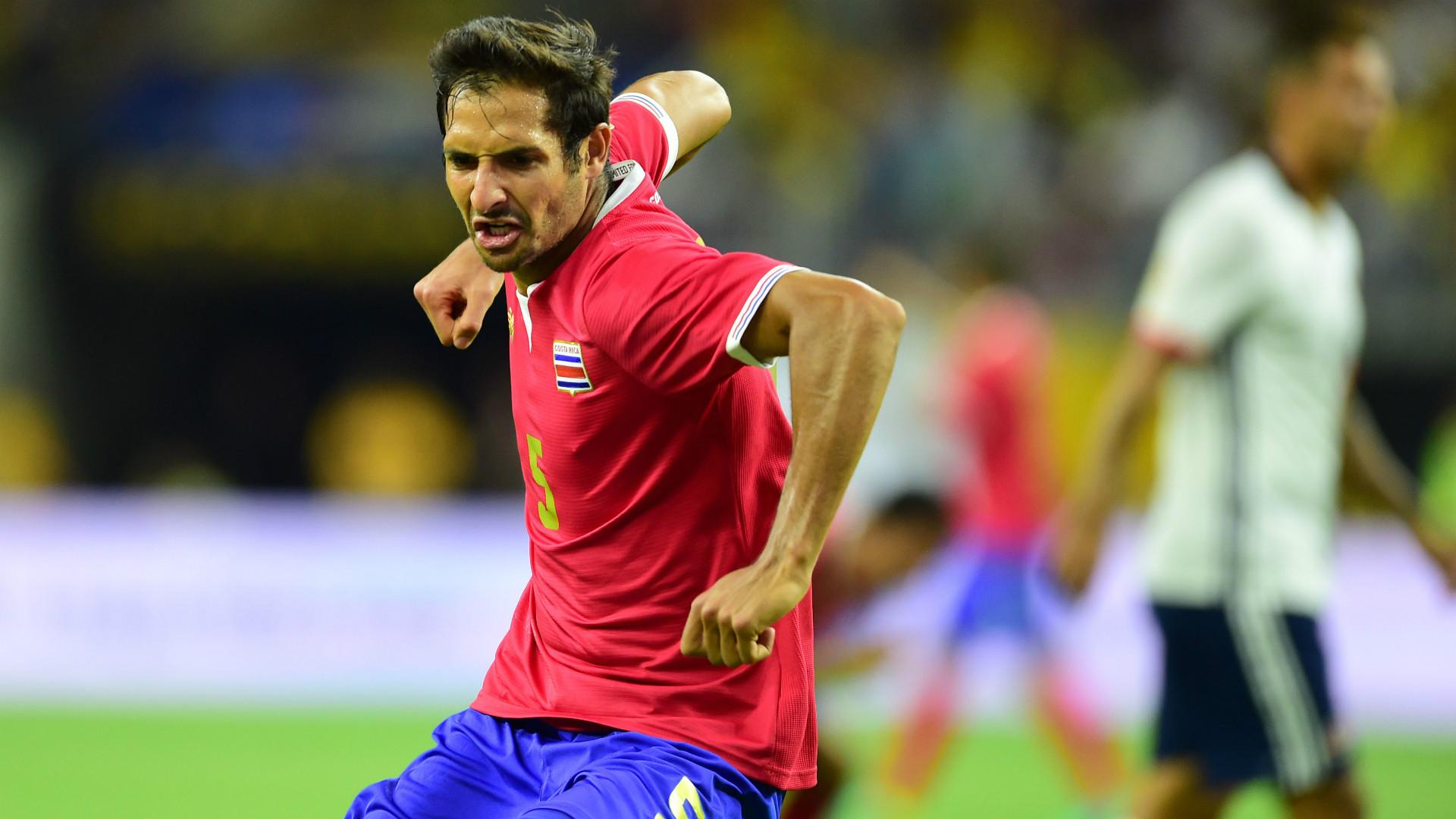 Celso Borges Colombia Costa Rica Group A Copa America Centenario 11062016