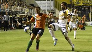 Mauricio Sperduti Ezequiel Parnisari Olimpo Banfield Primera Division Argentina 19032016