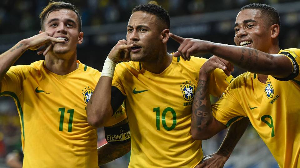 The star participant, the coach, the team and everything you need to know about Brazil ahead of World Cup 2018