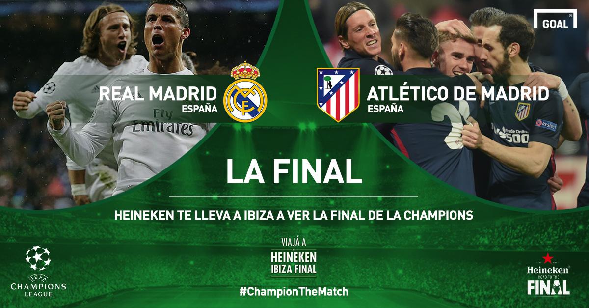Todo lo que tenés que saber de la final de la Champions League 2015/16