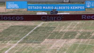 Campo de juego del Estadio Mario Kempes - Córdoba - 19032016