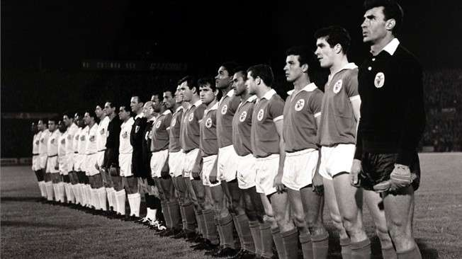 Benfica Santos Intercontinental 1962