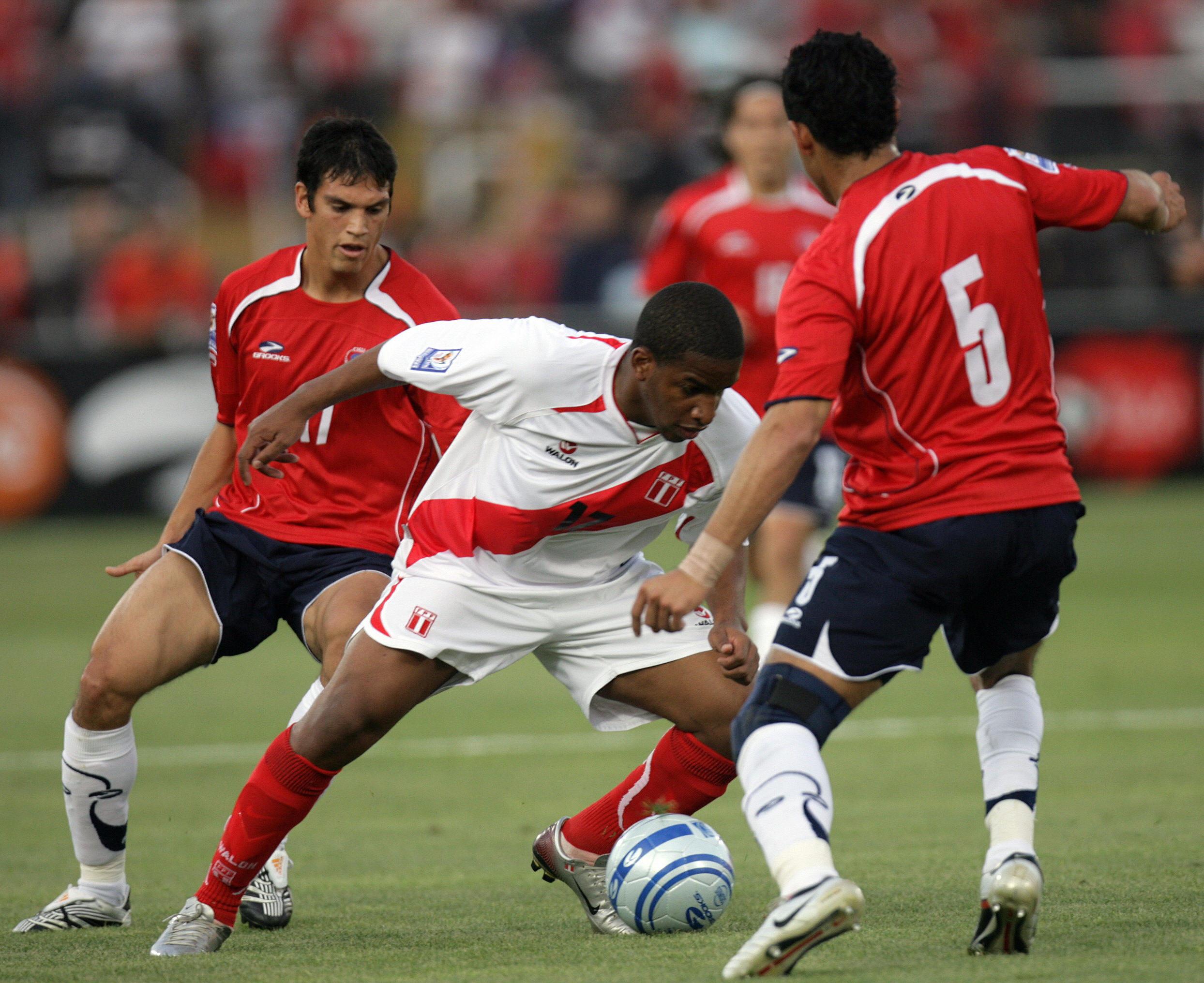Perú, Chile, Eliminatorias 2010