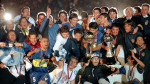 Boca Real Madrid Intercontinental Cup 28112000