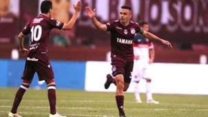 Lanus San Lorenzo Torneo Primera Division 18122016