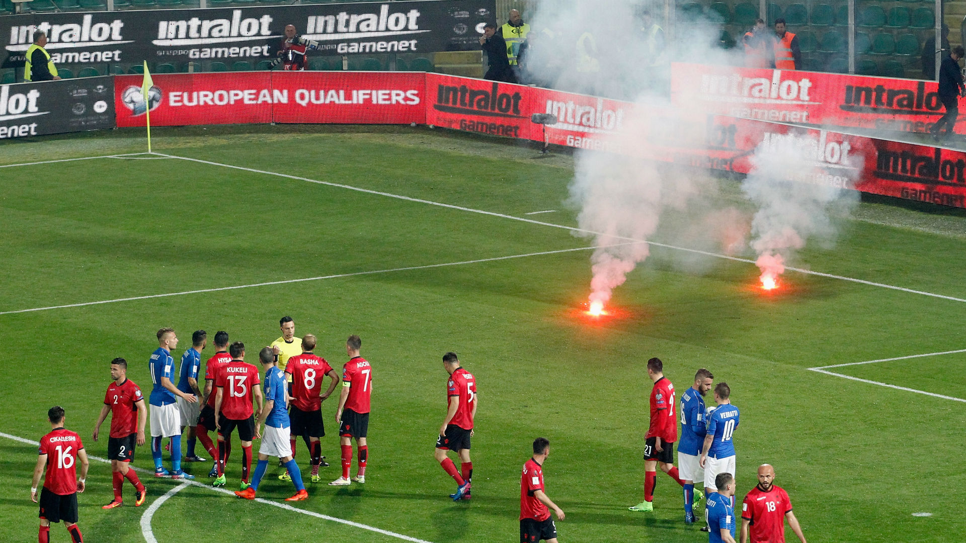 Albania-Italia su Rai1, match di Qualificazione ai Mondiali di Russia 2018