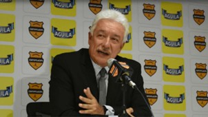 Jorge Perdomo Presidente Dimayor