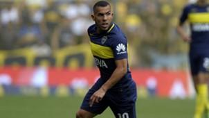 Carlos Tevez Boca Juniors Boca Sarmiento 161016