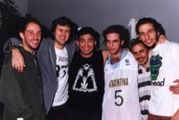 Maradona - Los Piojos