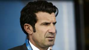 Luis Figo Candidate for the FIFA presidency
